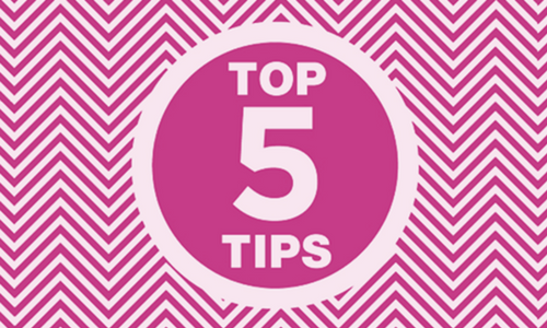 top 5 tips on how to rank higher in google