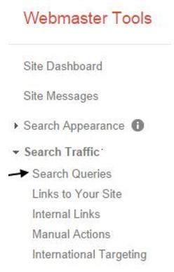 google webmaster tools alba