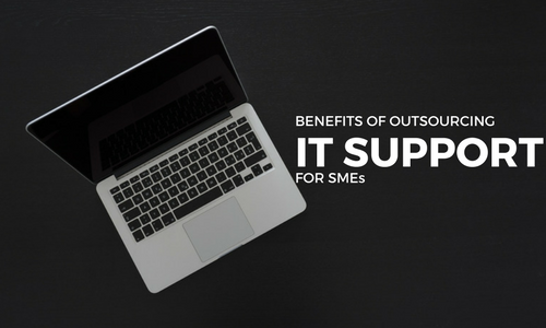 outsourcing it support benefits