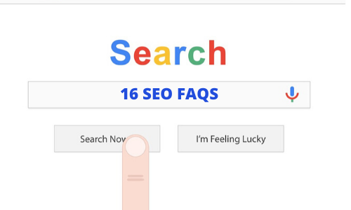 16 SEO FAQS For Businesses